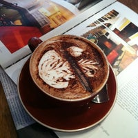 Photo taken at Lonsdale St. Roasters by Natalee-Jewel K. on 8/25/2012