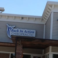 Photo taken at Back In Action Chiropractic by King S. on 6/15/2012