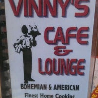 Photo taken at Vinnys by Derek B. on 8/16/2011