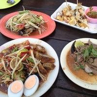 Photo taken at ไก่บ้านย่างเขาสวนกวาง ป๋านึก by Supawat R. on 5/20/2012