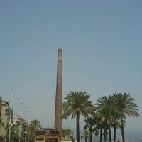 Photo taken at Playa de La Misericordia by Yinett Q. on 6/24/2012