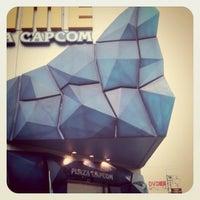 Photo taken at PLAZA CAPCOM 甲府店 by ku r. on 7/22/2011