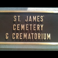 Photo taken at St. James' Crematorium and Cemetery by George M. on 7/21/2012