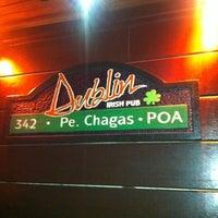 Foto tirada no(a) Dublin Irish Pub por Rodolfo N. em 8/8/2011