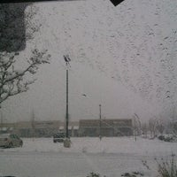 Photo taken at Kent Station Plaza by MissErica M. on 1/18/2012
