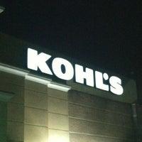 Photo taken at Kohl's Monroeville by Dorey on 11/11/2011