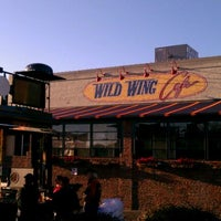 Photo taken at Wild Wing Cafe by Johnny H. on 10/29/2011