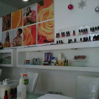 Photo taken at Perfect nails by Issolde M. on 12/31/2011