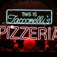 Photo taken at The Original Tacconelli's Pizzeria by Sule C. on 9/10/2011
