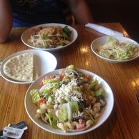 Photo taken at Noodles & Company by Dorian H. on 4/16/2012