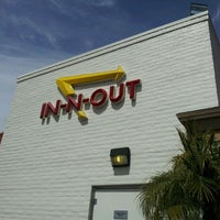 Photo taken at In-N-Out Burger by Michael E. on 3/28/2012