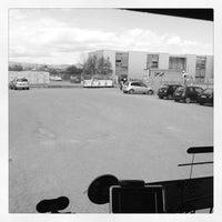 Photo taken at Zona Industriale Terrafino by Valter C. on 4/17/2012