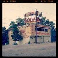 Photo taken at Old (abandoned) Kodak Shop by Terésa D. on 5/21/2012