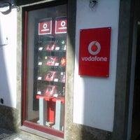 Photo taken at Vodafone by José António G. on 7/27/2011