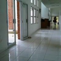 Photo taken at Fakultas  Fppb kampus UBB by Abie S. on 9/3/2012