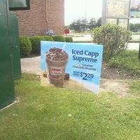 Photo taken at Tim Hortons / Cold Stone Creamery by Tom W. on 6/6/2012