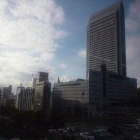 Photo taken at ANA Crowne Plaza Kobe by Tsutomu A. on 2/16/2012