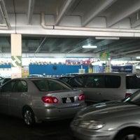 Photo taken at Pasar Tani Giant Plentong by Da' P. on 4/28/2012