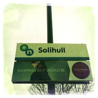 Photo taken at Solihull Railway Station (SOL) by Patrick Mccolgan on 2/21/2012