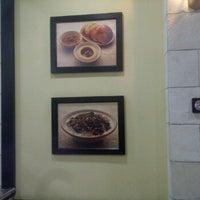 Photo taken at Dukkan Shawerma + Falafel by Fouad M. on 2/5/2012