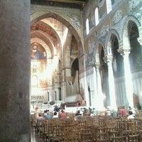 Photo taken at Duomo di Monreale by Lorenzo I. on 8/30/2012