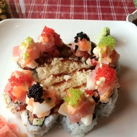 Photo taken at Asahi Sushi by Tim G. on 2/2/2012