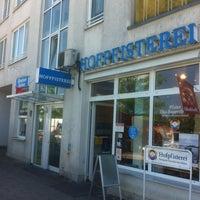 Photo taken at Hofpfisterei by hoppsa on 5/25/2012