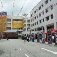 Photo taken at Taylor's College Subang Jaya by Eriana W. on 3/17/2012