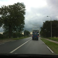 Photo taken at Vechtbrug by Desiree W. on 8/25/2012