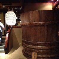 Снимок сделан в Tokyo Shiba Tofuya Ukai пользователем Ken P. 8/15/2012
