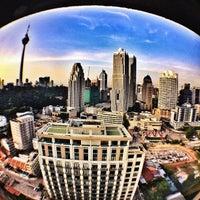 Photo taken at Sheraton Imperial Kuala Lumpur Hotel by Anis on 6/4/2012