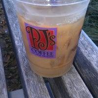 Photo taken at PJ's Coffee & Tea Co. by Jamie M. on 4/10/2012