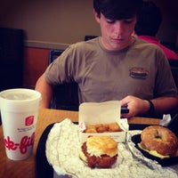 Photo taken at Chick-fil-A by Jessica on 8/14/2012