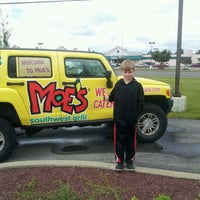 Photo taken at Moe's Southwest Grill by Jennifer J. on 6/2/2012