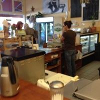 Photo taken at Calistoga Roastery by Douglas H. on 7/12/2012