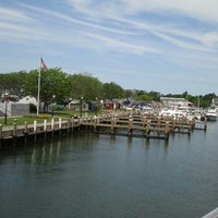 Photo taken at Hy-Line Cruises Ferry Terminal (Hyannis) by Karen H. on 7/11/2012