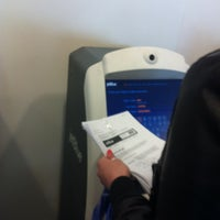 Photo taken at JetBlue Ticket Counter by Cam on 3/16/2012