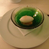 Photo taken at Bouley by Hisashi G. on 5/3/2012