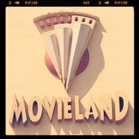 Photo taken at Movieland by Francesca C. on 8/4/2012