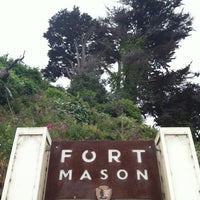 Photo taken at Fort Mason by Rosemarie M. on 7/8/2012