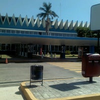 Photo taken at Acapulco International Airport (ACA) by Francisco M. on 7/28/2012