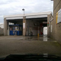 Photo taken at Beursgens Carwash by Danny H. on 5/10/2012