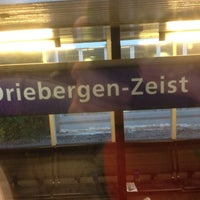 Photo taken at Station Driebergen-Zeist by Hans R. on 8/29/2012