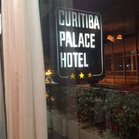 Photo taken at Curitiba Palace Hotel by Guilherme P. on 8/1/2012