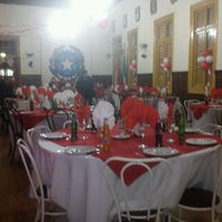 Photo taken at Circolo Italiano by Yenifer V. on 6/10/2012