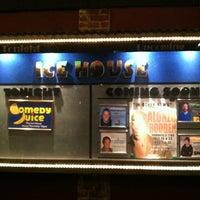 Photo taken at Icehouse Comedy Club Pasadena by Jenova 7 on 8/3/2012