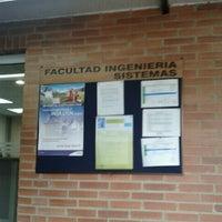 Photo taken at Facultad de Ingeniería. Edificio 11 José Gabriel Maldonado S.J. by robot r. on 3/22/2012