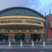 Photo taken at El Paso International Airport (ELP) by Daniela G. on 7/10/2012