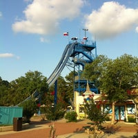 Photo taken at Splashtown by Craig B. on 6/12/2012
