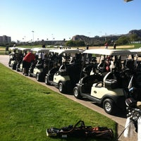 Photo taken at Trophy Room at the ASU Karsten Golf Course by Jennifer A. on 12/28/2011